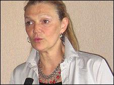 Lilian Corra, Dra.